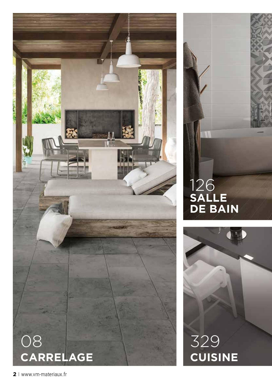 Catalogue Carrelage Et Salle De Bain 2017